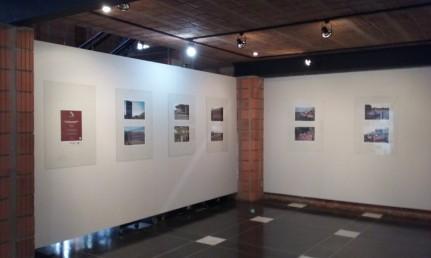 Exposição na Galeria do Espaço Cultural Casa do Lago - UNICAMP